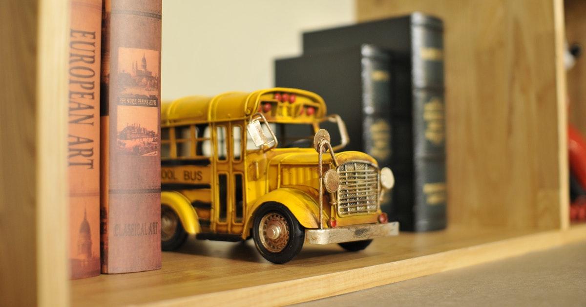 libreria di docente precario che aspetta concorso riservato