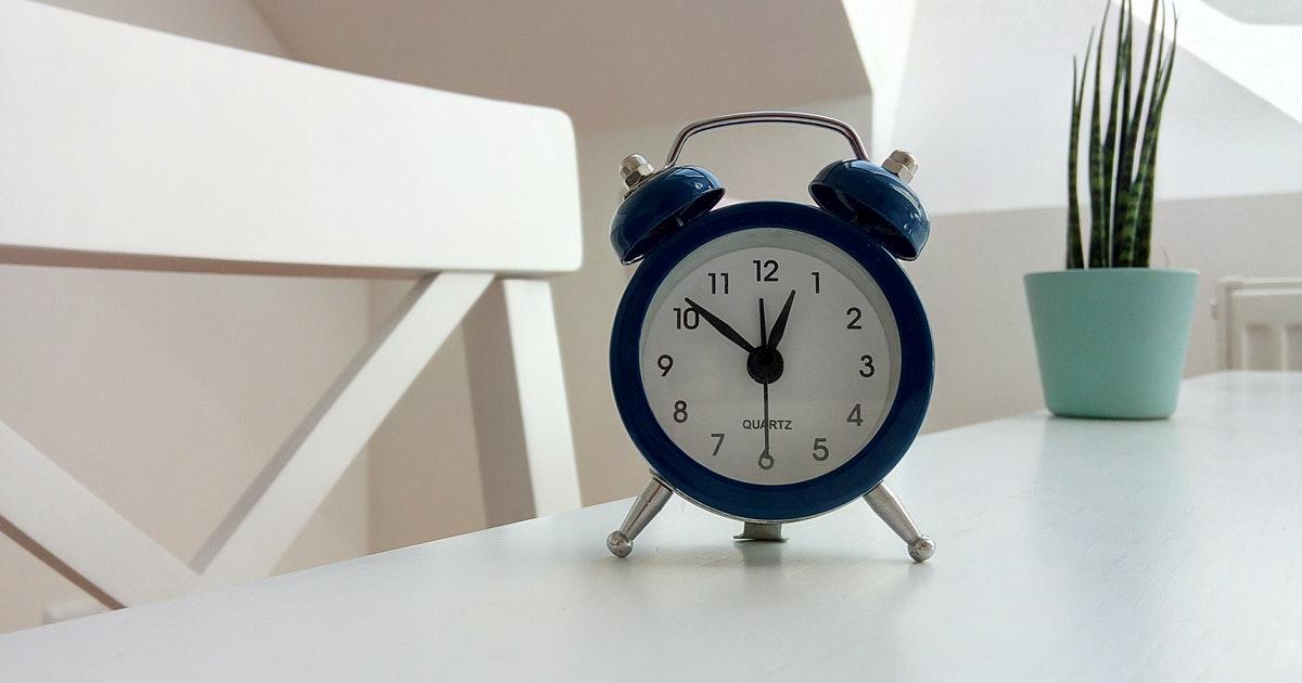 sveglia per scadenza mobilità docenti