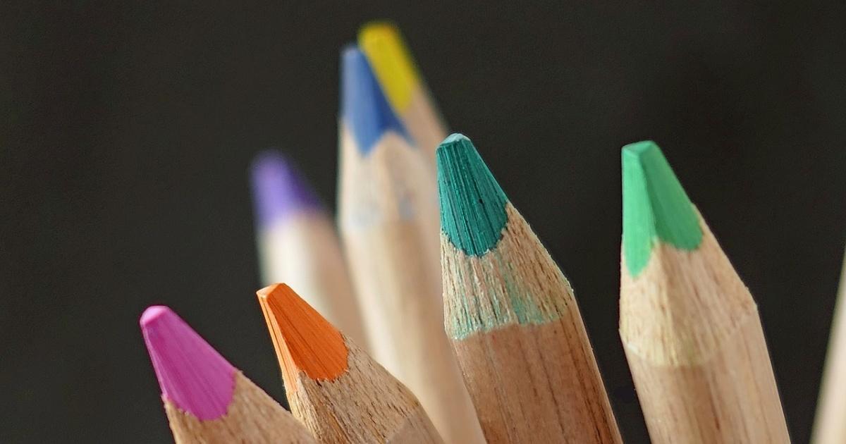colori da usare nella scuola in cui si richiede la titolarità