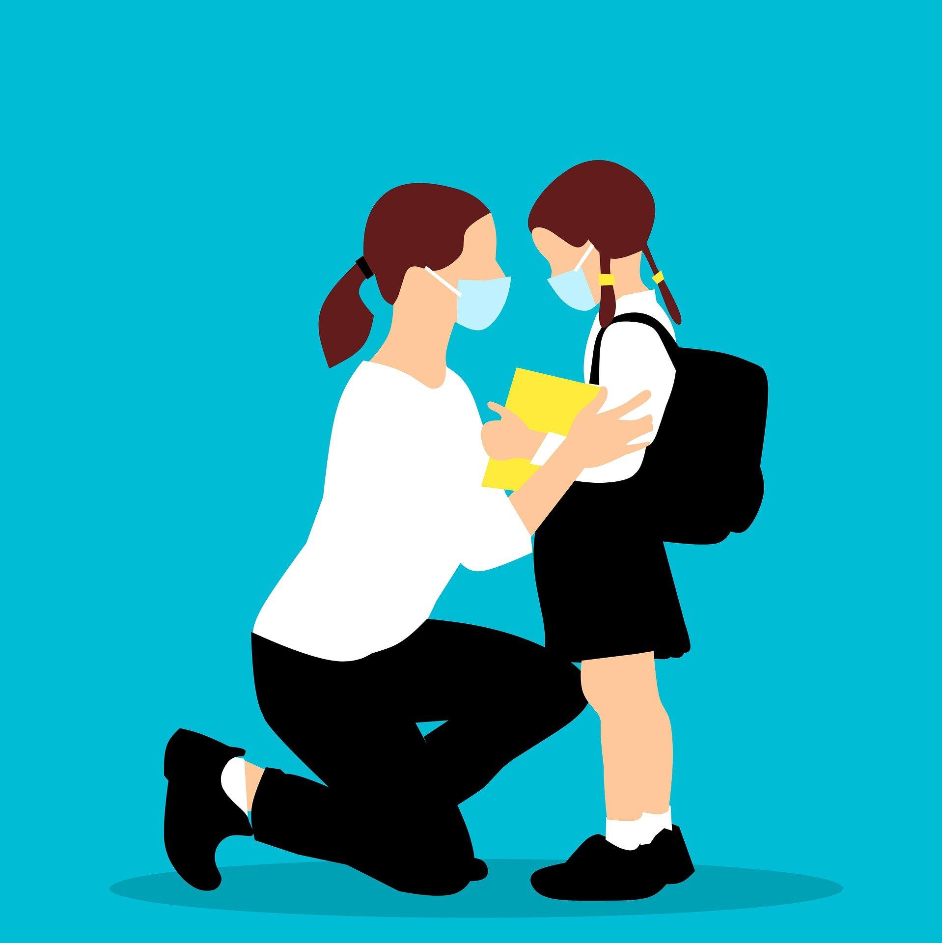 Green Pass scuola, non serve ai genitori per visite inferiori ai 15 minuti